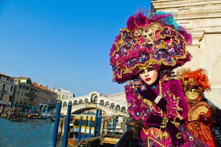 Carnaval Venecia 2020